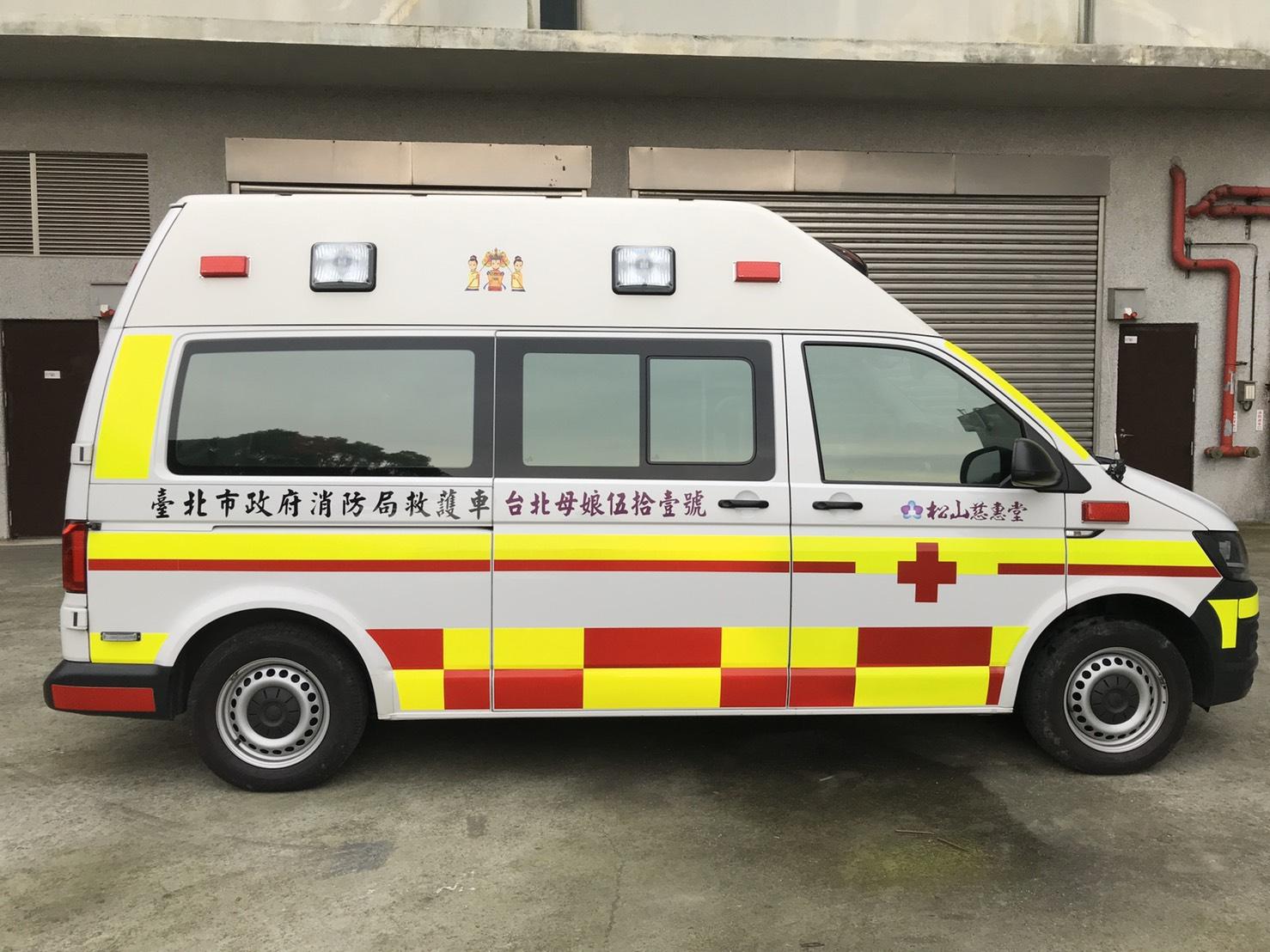 3M鑽石級反光-緊急救護車輛應用-反光紙